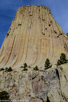 Devils Tower 1, Wyoming